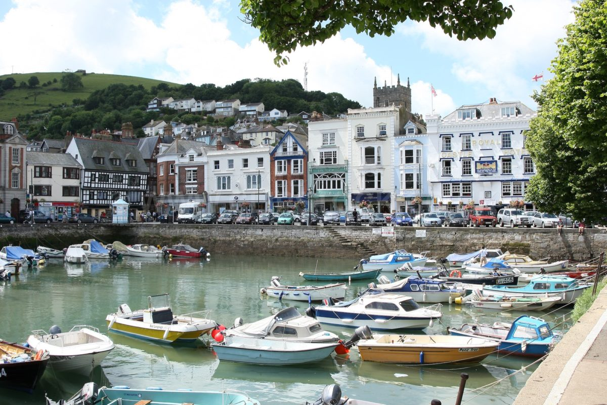 Holiday Cottages in Dartmouth & Kingswear