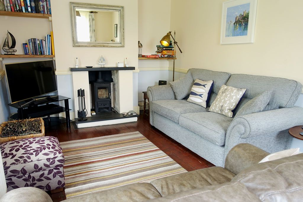 Holiday Cottages in South Devon with Log Burner or Open Fire