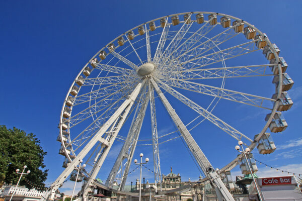 English Riviera Wheel in Torquay - a South Devon attraction open this summer