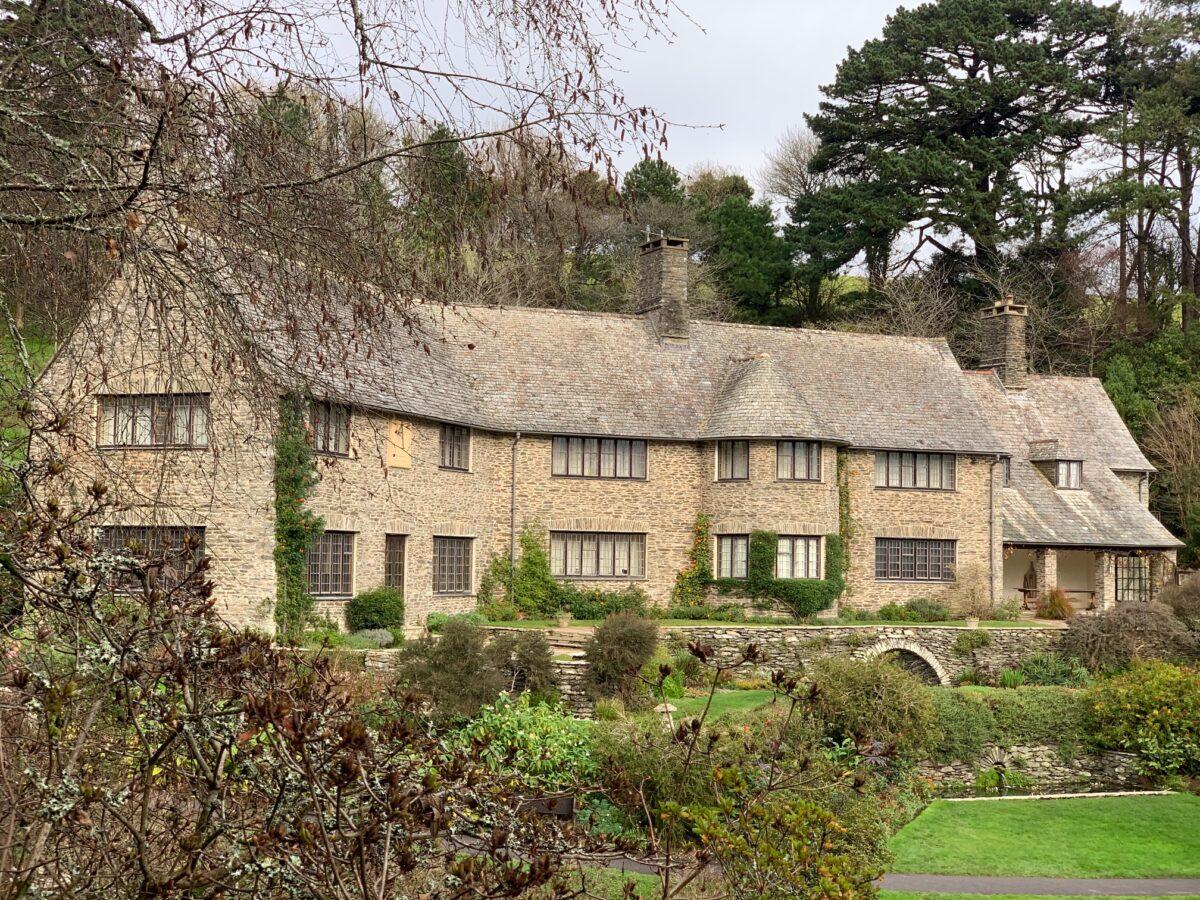 Coleton Fishacre house