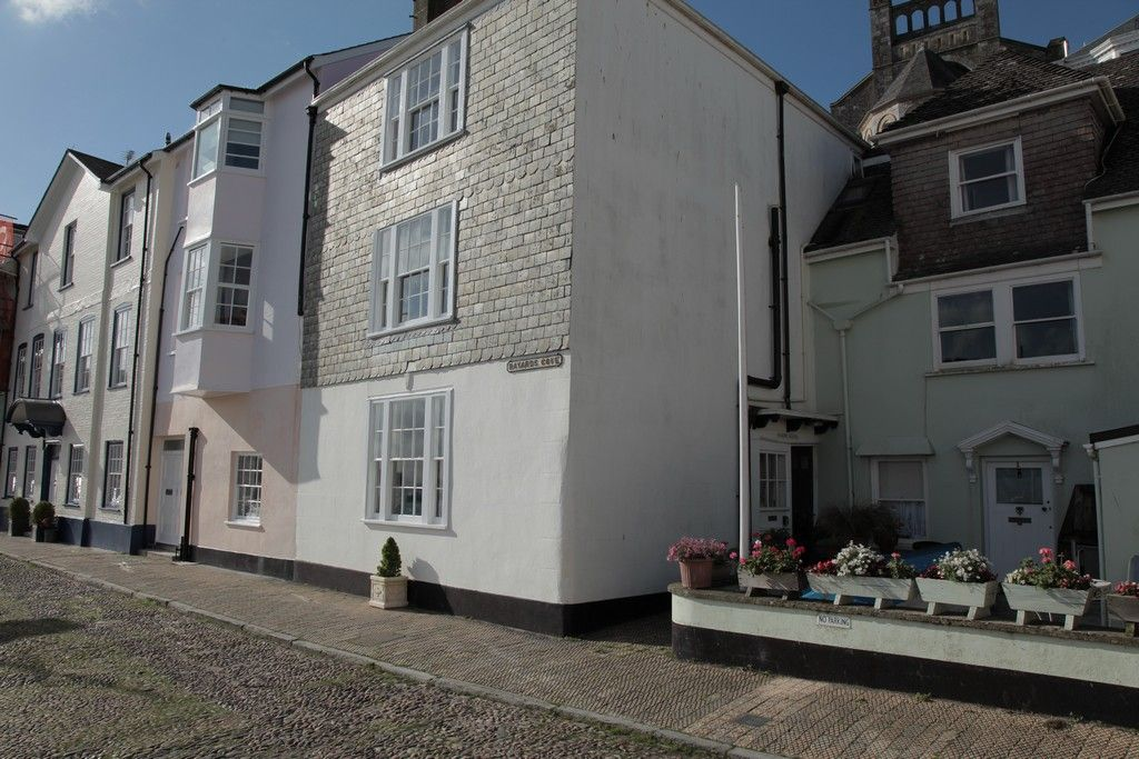 Sabine House characterful holiday let in Dartmouth