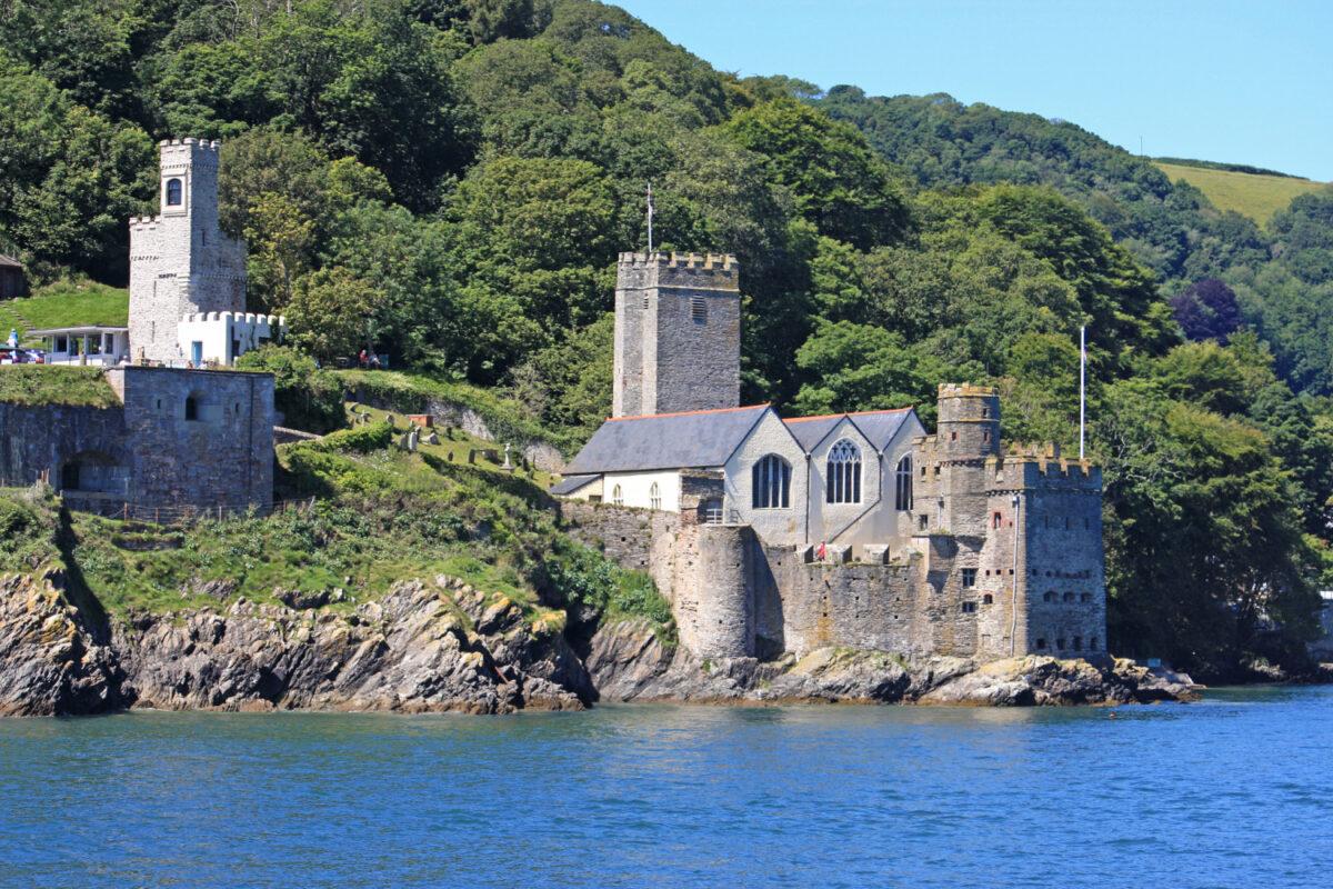 Dartmouth Castle in South Devon